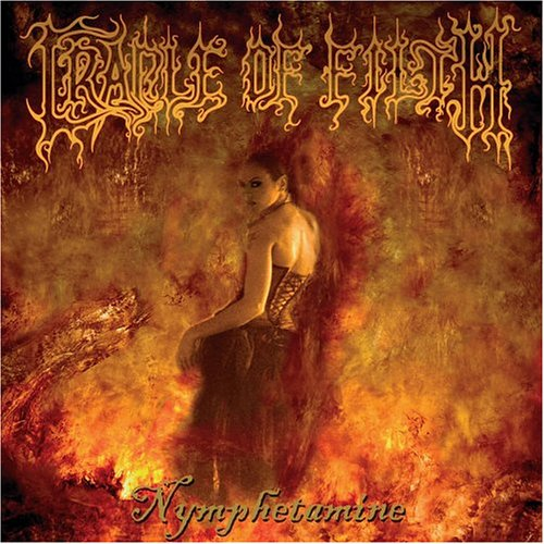 Cradle Of Filth – Nymphetamine