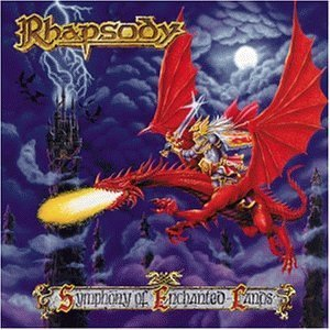 Rhapsody – Symphony of the Enchanted Lands 2