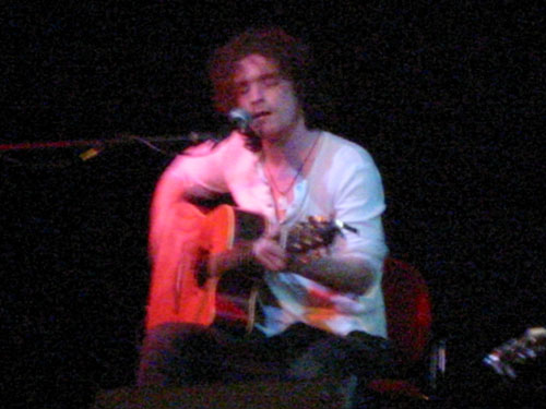 Anathema (acoustique) – 13 novembre 2004 – Espace Curial – Paris