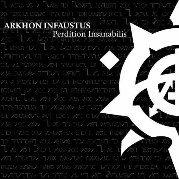 Arkhon Infaustus – Perdition Insanabilis