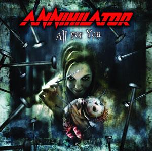 Annihilator – All For You