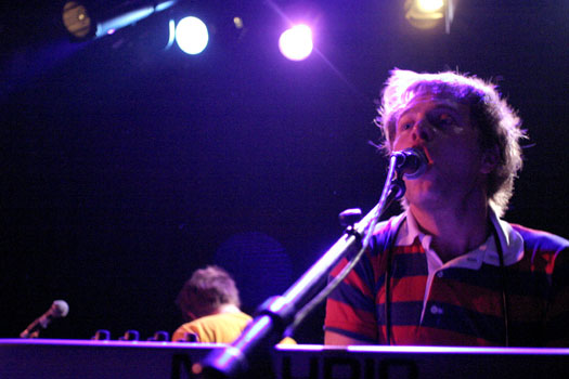 The Blood Brothers – 20 mars 2005 – Maroquinerie – Paris