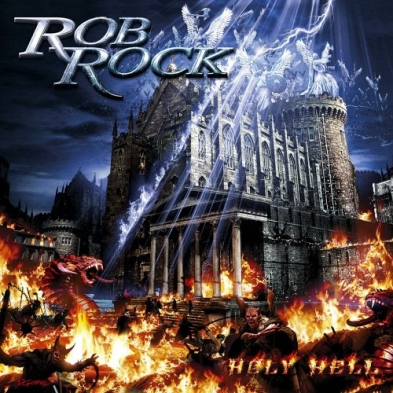 Rob Rock – Holy Hell