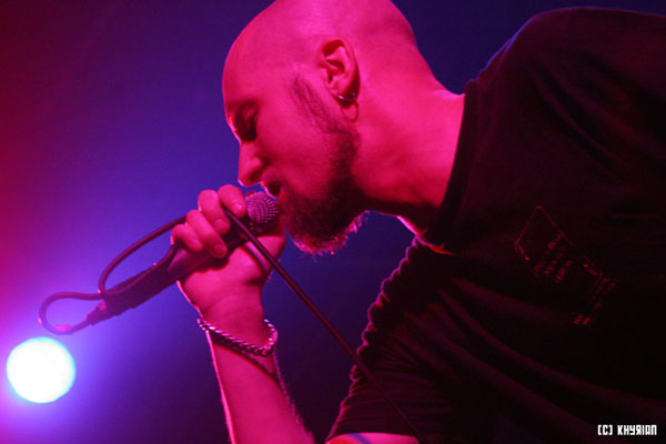 Meshuggah + Scarve – 25 mai 2005 – Trabendo – Paris