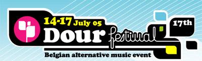 Dour Festival 2005 – 14/15/16 juillet 2005 – Dour – Belgique