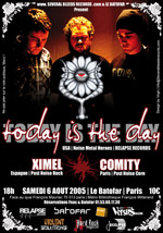 Today Is The Day + Ximel + Comity