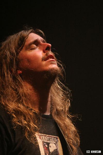 Opeth + Extol – 13 septembre 2005 – Locomotive – Paris