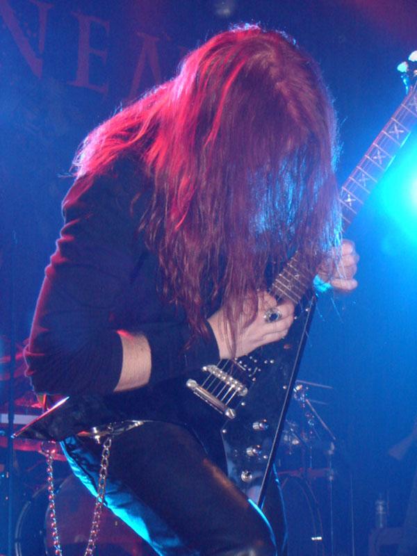 Arch Enemy + Trivium – 02 octobre 2005 – Bataclan – Paris