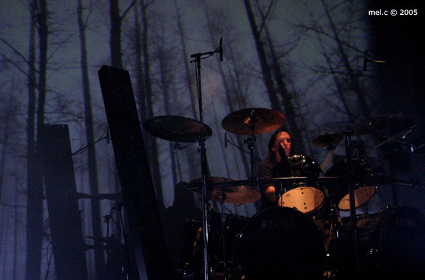 Gojira + Svinkels + Watcha + Jenx – 28 octobre 2005 – Pessac