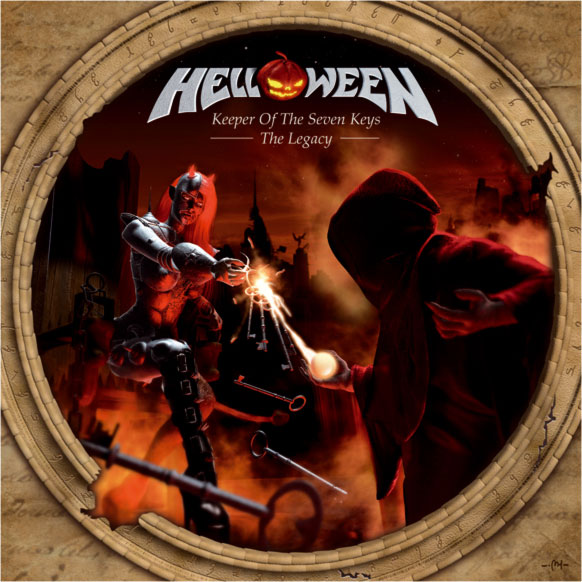 Helloween – Keeper of the Seven Keys Part 3