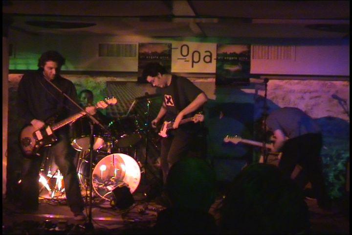 Sons of Frida + All Angels Gone – 19 janvier 2006 – OPA Bastille – Paris