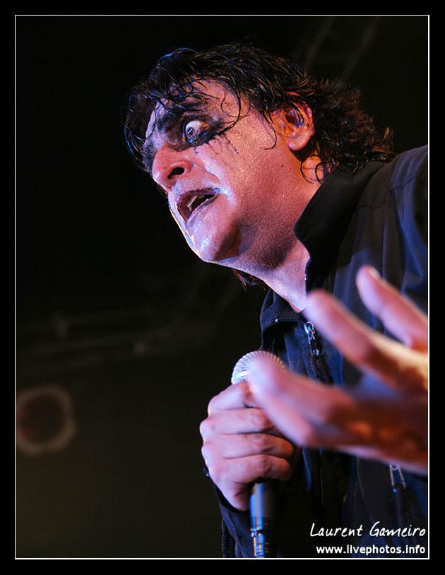 Killing Joke – 26 avril 2006 – Transbordeur – Villeurbanne