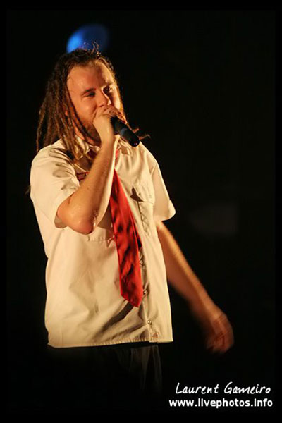 In Flames + Sepultura + Dagoba – 02 avril 2006 – Elysée Montmartre – Paris