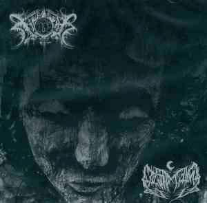 Xasthur – Split Avec Leviathan