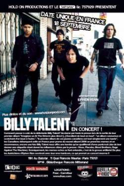 Billy Talent + Ephen Rian