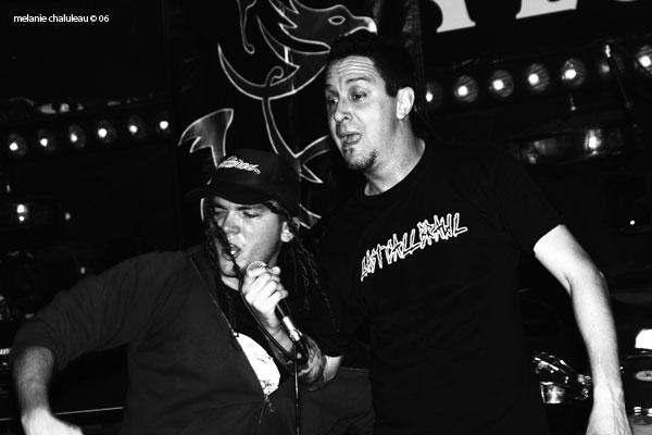 Sick of it All + Walls of Jericho + Right for Life – 14 novembre 2006 – Locomotive – Paris
