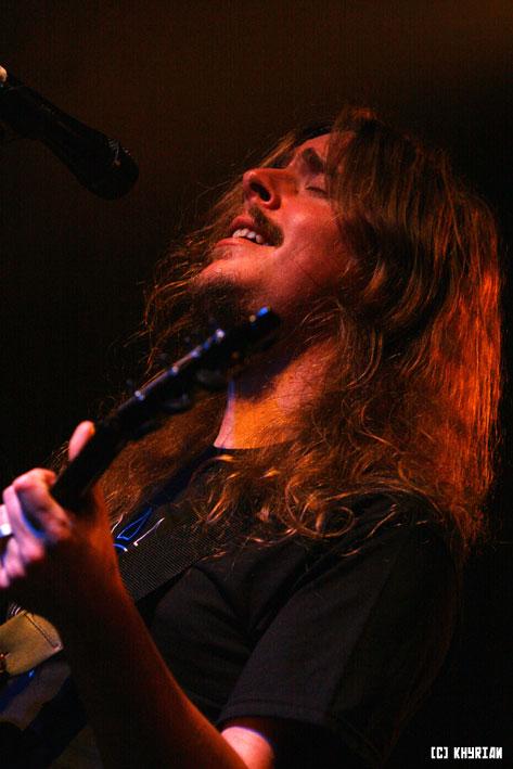 Opeth  + Amplifier – 05 décembre 2006 – Elysée Montmartre – Paris