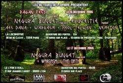 Festival Pagan Black – Negura Bunget + Eluveitie + Aes Danna + Heol Telwen + Wargasm + Nemeton