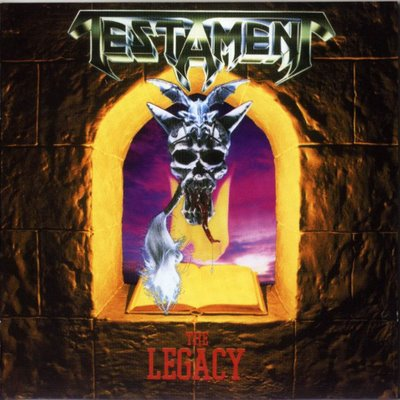 Testament – The Legacy