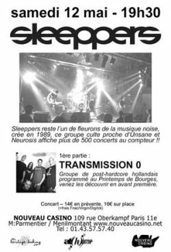 Sleeppers + Transmission O