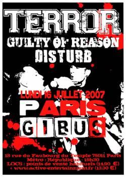 Terror + Guilty of Reason
