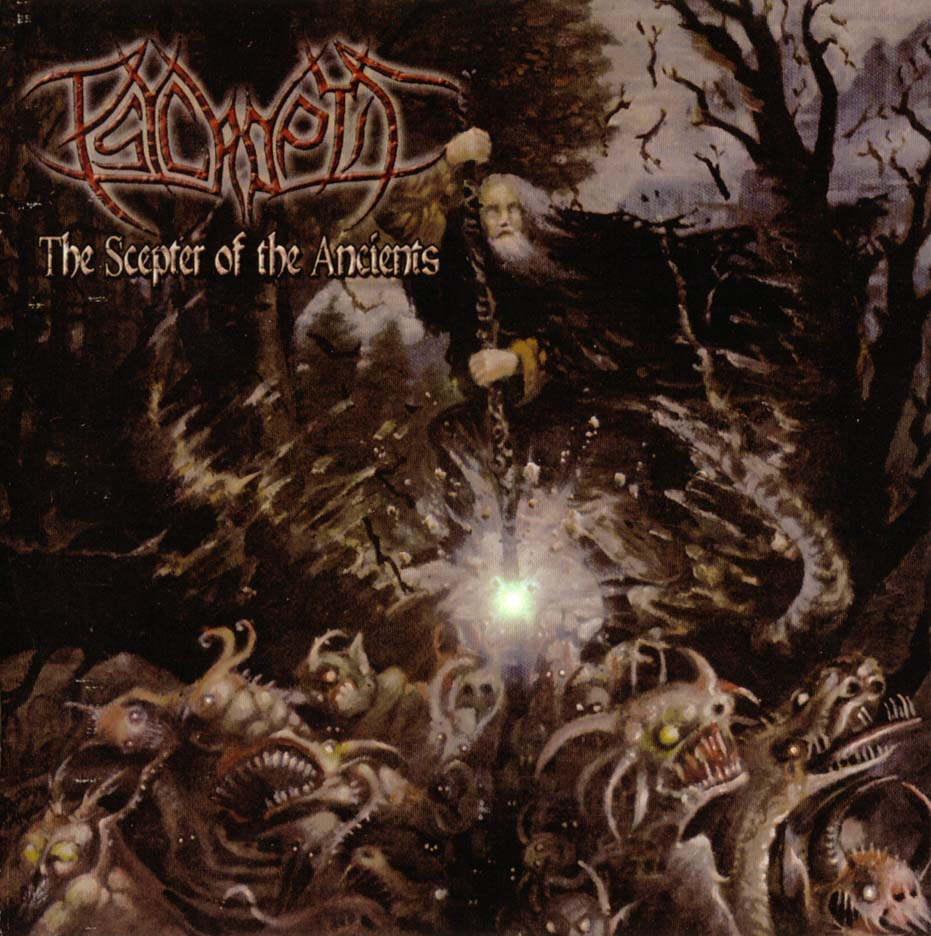 Psycroptic – The Scepter of the Ancients