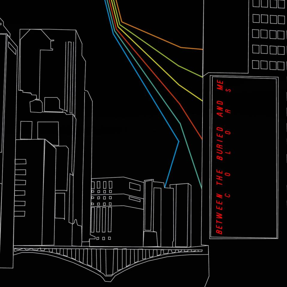 Between The Buried And Me – Colors