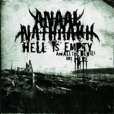 Anaal Nathrakh – Hell Is Empty and All the Devils Are Here