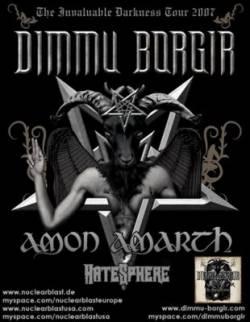 Dimmu Borgir + Amon Amarth