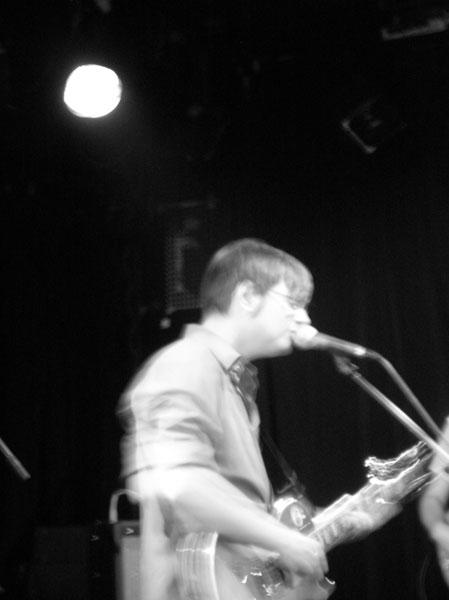 Gravenhurst + Arnaud Michniak – 16 novembre 2007 – Le Clacson – Oullins