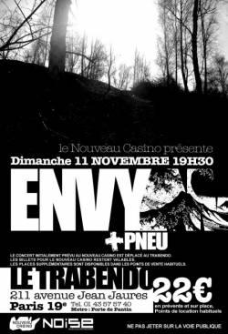 Envy + Pneu
