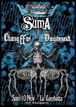 Suma + Chang Ffos + Danishmendt