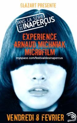 Microfilm + Experience + Arnaud Michniak