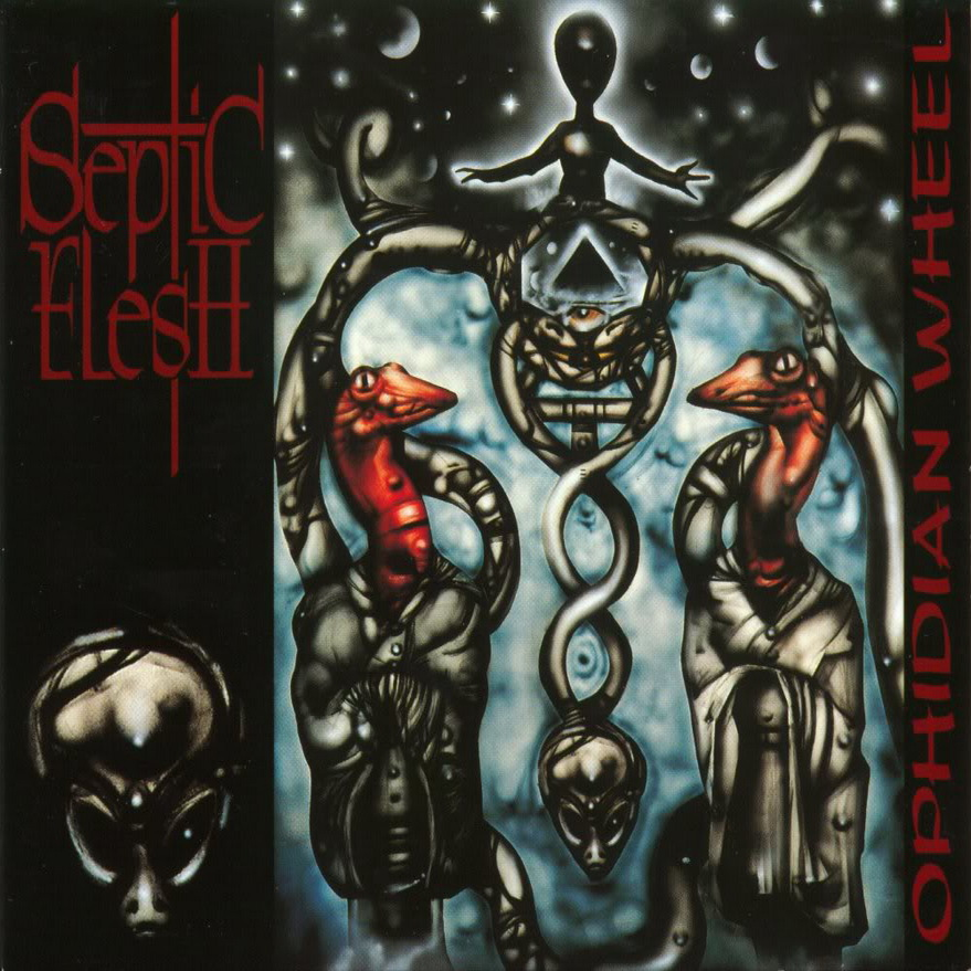 Septic Flesh – Ophidian Wheel