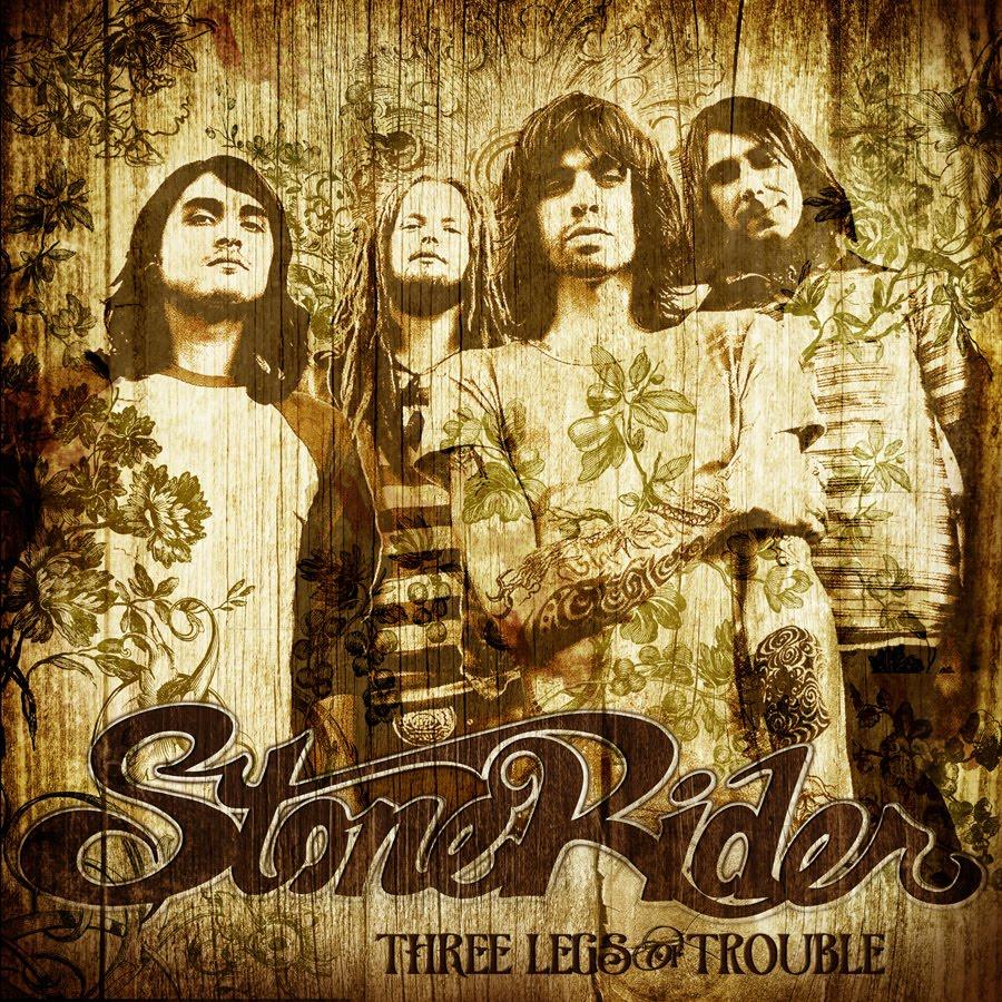 Stonerider – Three Legs of Trouble