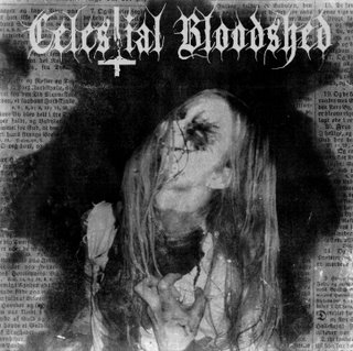Celestial Bloodshed – Cursed, Scarred and Forever Possessed