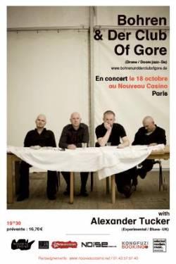 Bohren Und Der Club Of Gore + Alexander Tucker