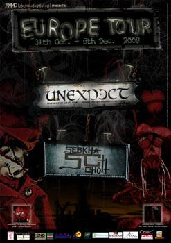 Unexpect + Sebkha Chott