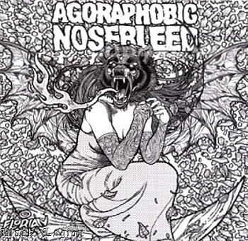 Agoraphobic Nosebleed – Split Ep With Insect Warfare