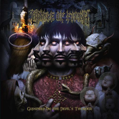 Cradle Of Filth – Godspeed On the Devil's Thunder