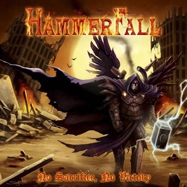 Hammerfall – No Sacrifice, No Victory