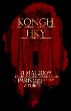 Kongh + Hky