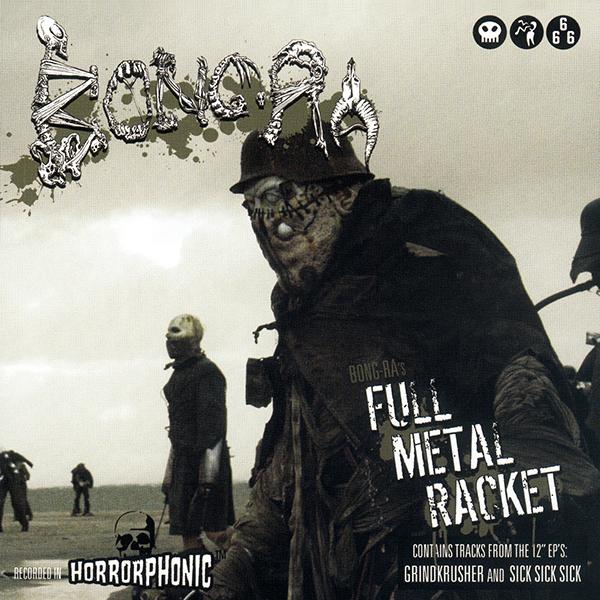 Bong-ra – Full Metal Racket