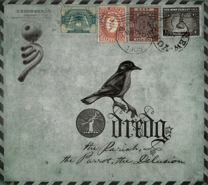 Dredg – The Pariah, the Parrot, the Delusion