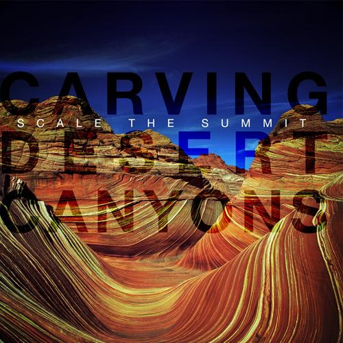Scale The Summit – Carving Desert Canyons