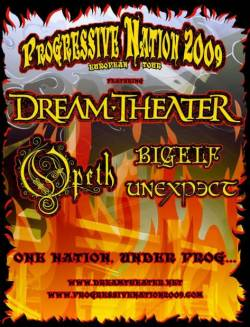 Dream Theater + Opeth + Bigelf + Unexpect