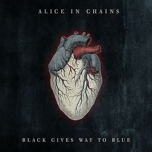 Alice In Chains – Black Gives Way to Blue