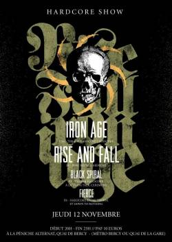 Rise and Fall + Iron Age