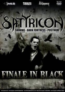 Satyricon + Negura Bunget + Shining + Dark Fortress