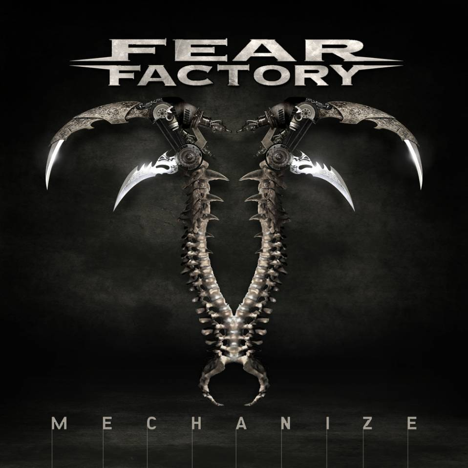 Fear Factory – Mechanize